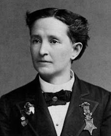 Mary Edwards Walker - First female military doctor during the War Between the States