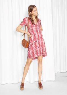 & Other Stories | Coral Reef Dress