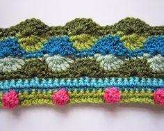 knit & crochet design - Block 4