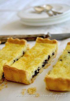 Ricotta and chocolate tart - Crostata ricotta e cioccolato