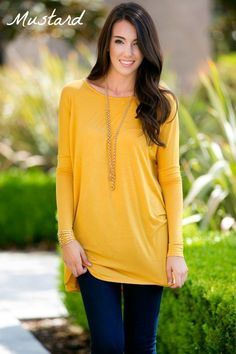 Fall Favorite Tunic Sale! S-3XL Sizing! Special Reduced Price!