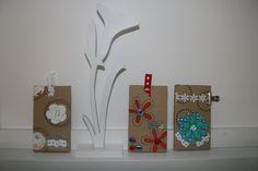 Cardboard greetings
