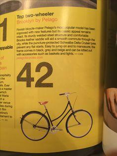 Pelagic sit-up and beg bike
