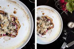Sardinen auf Süßkartoffel Toast und ein paar Worte zum nachhaltigen Fischkonsum