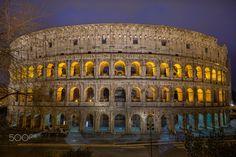 Colisseum - Colisseum of Rome