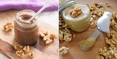 Máslo z vlašských ořechů je velkou pochoutkou. Navíc přispívá k dobrému zdraví. Můžete si ho vyrobit i doma. Nejde o nic těžkého,… Peanut Butter, Cream, Food, Creme Caramel, Essen, Meals, Yemek, Eten, Nut Butter