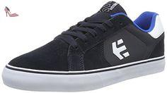 Etnies de , Chaussures de Etnies Skateboard homme Noir Schwarz 565 adf69b