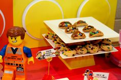 Lego movie: Taco Tuesday Cookies (on a Saturday)