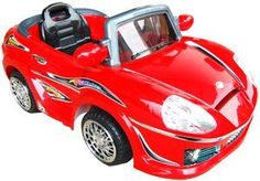 KIDS RIDE ON RADIO REMOTE CONTROL WHEELS POWER CAR MP3 CANDY APPLE RED ELECTRIC SPORTS CAR by NUNEZ. $214.99. bEING viewed is an electric car for kids 3 - 6 years old. Benz designed, it will look rather cool both when your kids operate it or you control it with the remote.  With this special car designed based on real cars, now kids can go for a drive themselves, not just following parents in theirs and being eager to operate.  Provide your kids a memorizing childhood and ...