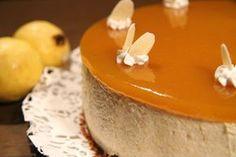 Cheesecake de guayaba | Marco Beteta