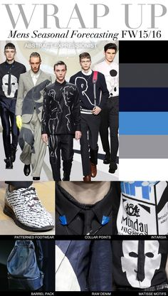 TREND COUNCIL F/W 2015 - ABSTRACT EXPRESSIONIST. FOLLOW: Repin most entertaining SAT/ACT interactive books on ibooks and visit for student testimonials at www.morrillpreponline.com  Need a boys athletic scholarship? - find our solution to high college costs. Tell a friend.