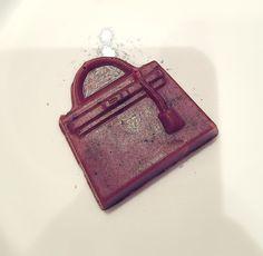 Hermes Kelly bag Chocolate