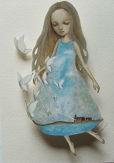 butterfly ~ Maki Hino