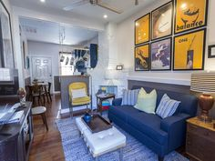 Courtyard Cottage is your relaxing getaway in beautiful Historic Savannah located a block and a half from Troup Square. This thoughtfully renovated space features a private courtyard that feels like an outdoor ...