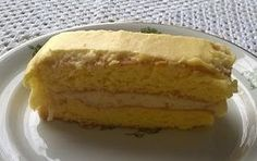 zsannamanna: Reg-enoros citromos süti Hungarian Recipes, Hungarian Food, Hot Dog Buns, Baked Potato, Cheesecake, Food And Drink, Pie, Bread, Baking