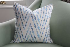 David Hicks Hippy Beads Cushion Cover 20 inch by Aurelia6311, $50.00