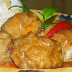 Sweet 'N Sour Meatballs - Allrecipes.com
