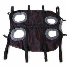 K9 Lifting Harness: Made of nylon and Cordura, strong, comfortable and…