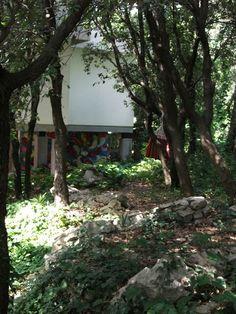 Jardin de casa duino