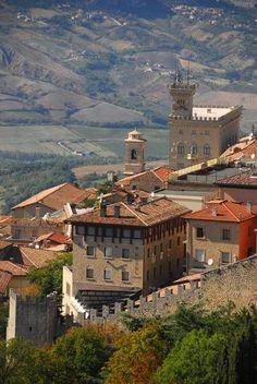 City of San Marino, San Marino