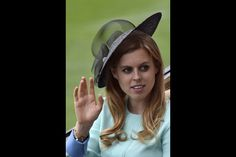 Princess Beatrice of York's Royal Ascot, June 16, 2015
