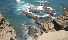 Bahia de Crucinha. Santo Antao. Cabo verde