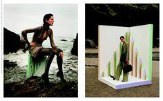 Stella Tennant for Missoni Ad Campaign (Fall 2013) photo shoot by Alasdair McLellan #AlasdairMcLellan, #Missoni, #StellaTennant #Adcampaigns