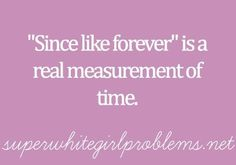 It's true. That is totally a real time measurement.