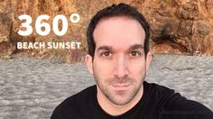 Quick experiment in 360 degree video from the beach before sunset now on my YouTube and Facebook page; watch in the YouTube app or Facebook app (mobile devices) or a browser on the YouTube or Facebook website (computers) to see it. At https://youtu.be/Y1DR2BQtwyM & link in bio  . . . #360 #vr #beach #sunset #virtualreality #immersive #sky #me
