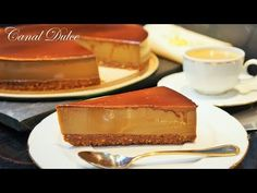 TARTA DE CAFÉ Y CHOCOLATE SIN HORNO - YouTube Food Cakes, Cupcake Cakes, Chocolates, Cake Recipes, Dessert Recipes, Mini Cheesecakes, Sweet And Salty, Yummy Cakes, Cake Pops