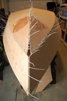The Stitch in Stich-and-glue Boatbuilding   Matt's space