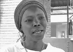 Senegalese director Safi Faye