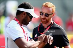 A portrait of <a gi-track='captionPersonalityLinkClicked' href='/galleries/personality/9068990' ng-click='$event.stopPropagation()'>Ben Ryan</a>, Head Coach of Fiji during the Emirates Dubai Rugby Sevens - HSBC World Rugby Sevens Series at The Sevens Stadium on December 5, 2015 in Dubai, United Arab Emirates.