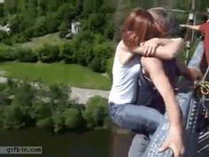 bungee jumping gifs - Google Search