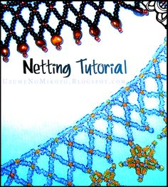 Uzume's Crafty Goodness: Netting Tutorial