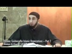 Results are not in your hands- Nouman Ali Khan