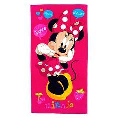 Serviette de plage Minnie - Disney Store