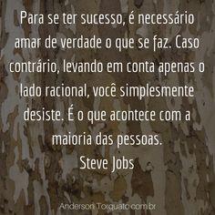 frases engraçadas sobre empreendedorismo Steve Jobs, Marketing Digital, Funny Phrases, Entrepreneurship, Social Networks, Truths