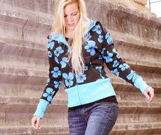 Pansy Black   woox Pierre Cardin, Pansies, Graphic Sweatshirt, Lady, Sweatshirts, Blouse, Long Sleeve, Sleeves, Sweaters
