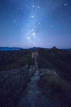 Silent Witness - Jinshaling Great Wall, China