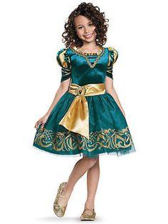 Disney's Brave Merida Classic Costume for Kids #LavaHot http://www.lavahotdeals.com/us/cheap/disneys-brave-merida-classic-costume-kids/129817
