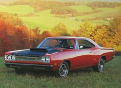 1969 Dodge Coronet Super Bee Six Pack 440