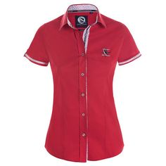 MUJER Button Up Shirt Womens, Button Up Shirts, Terno Casual, Polo, Blouse, Womens Fashion, Mens Tops, Stuff To Buy, Outfits