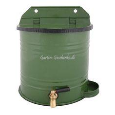 Wasserbehälter-Wasserspender Farbe Grün