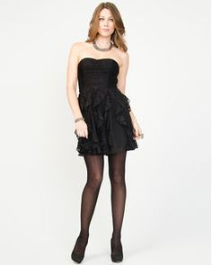 Lace Sweetheart Cocktail Dress