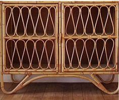 Banksia Rattan Cabinet/Buffet/Change table storage from The Rattan collective – The Rattan Collective