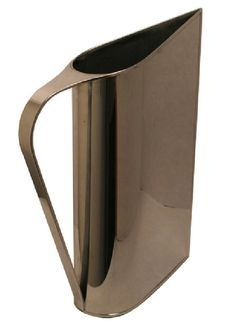 American Art Deco 'Normandie' Streamline Pitcher - 1935 - by Peter Muller-Munk (1904-1967) for the Revere Brass and Copper Company