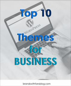 With tens of thousands of WordPress Themes for business on the market, we've narrowed down the best mobile responsive Themes for websites. Digital Marketing Strategy, Content Marketing, Wordpress Website Design, Mobile Responsive, Online Advertising, Best Mobile, Best Wordpress Themes, Shopping Websites, Business Branding