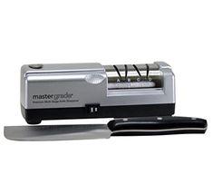 Master Grade Premium Multistage Electric Knife Sharpener ** Read more @