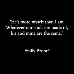 Kathy and Heathcliff - Wuthering Heights